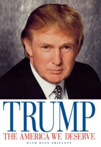 Trump as a TV Personality and Author