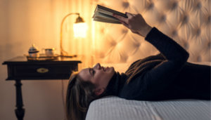 Create and Perform a Bedtime Ritual: Lifestyle Practice