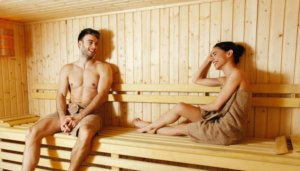 How Time in the Sauna Can Benefit Your Mind, Health, and Performance
