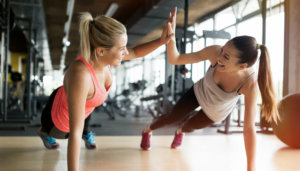 How to Get, Keep, and Be an Awesome Workout Buddy