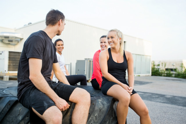 How to Get, Keep, and Be an Awesome Workout Buddy partner