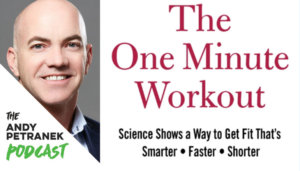 132: Dr. Martin Gibala – Working Out for Busy People: Getting More Done in Less Time