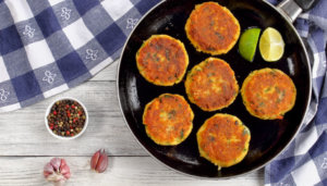 Jackfruit Crab Cakes (Without Any Crab)