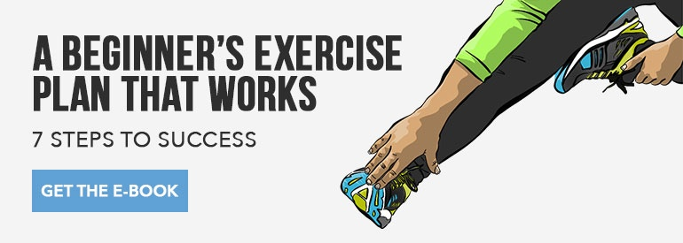 """Download the """"Beginner's Exercise Plan That Works"""" E-Book"""